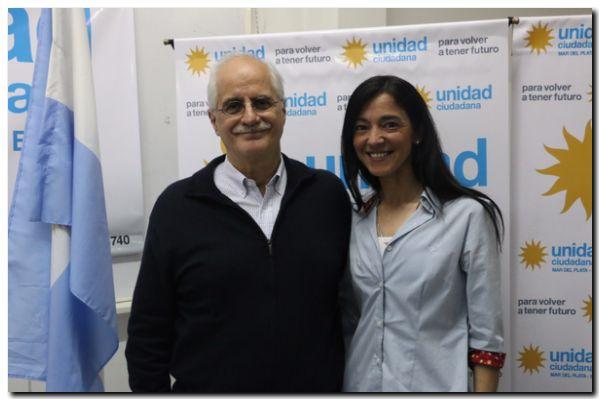 ELECCIONES 2017: Reunión de Unidad Ciudadana en Mar del Plata
