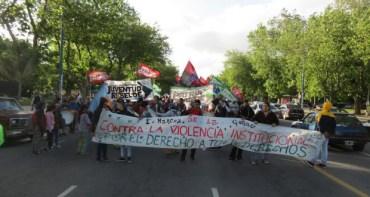 VIOLENCIA: Convocatoria a la Segunda Marcha de la Gorra