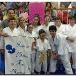 DEPORTE: Gran actuación de karatecas locales