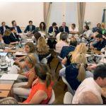 LEGISLATURA: Analizan el acuerdo fiscal con el Ministro de Economía
