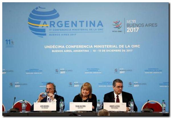 EL MUNDO: Aislacionismo EEUU, el turno de la OMC