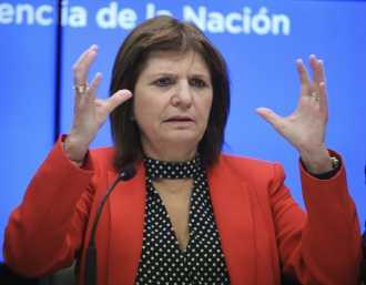 MALVINAS: Indignante postura de Patricia Bullrich