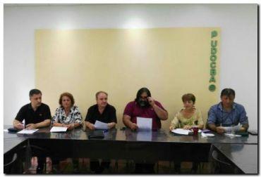EDUCACIÓN: El Frente de Unidad Docente exige discusión salarial ya