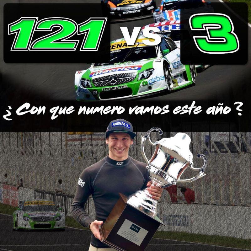 AUTOMOVILISMO: La Pantera quiere el título del Top Race Series y te invita a participar