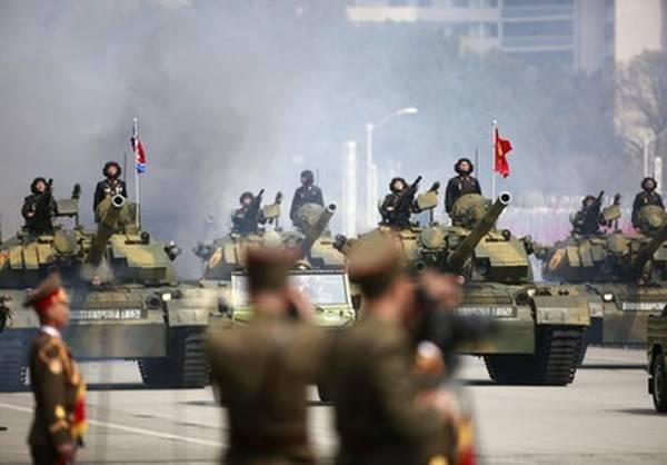 EL MUNDO: Otra muestra de fuerza de Pyongyang