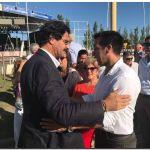 PUERTO QUEQUÉN: Arturo Rojas disertó en la Fiesta Provincial del Trigo