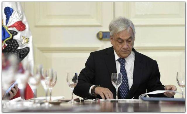 Chile sufre nuevo «rebrote», confirmó Piñera