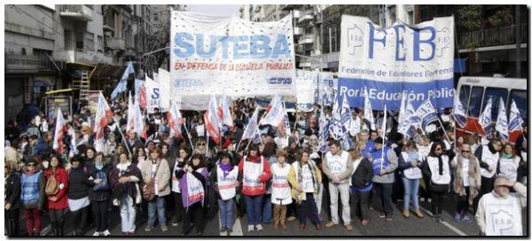 NECOCHEA: Paro nacional del 29 de mayo