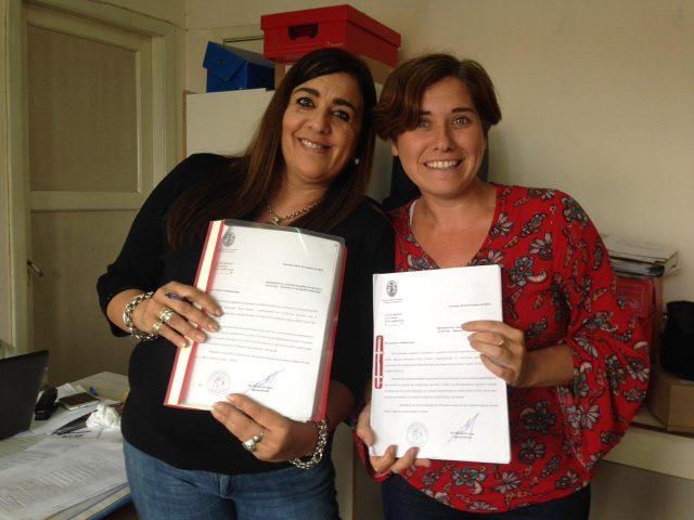 JARDÍN PICHI HUINCA: Se presentó documentación requerida por la DIPREGEP