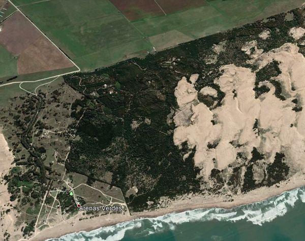LOBERÍA: Diputados declara «paisaje protegido» al balneario Arenas Verdes