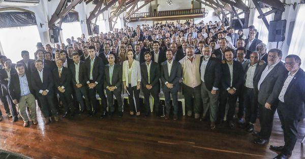 PROVINCIA: María Eugenia Vidal encabezó reunión de gabinete ampliado