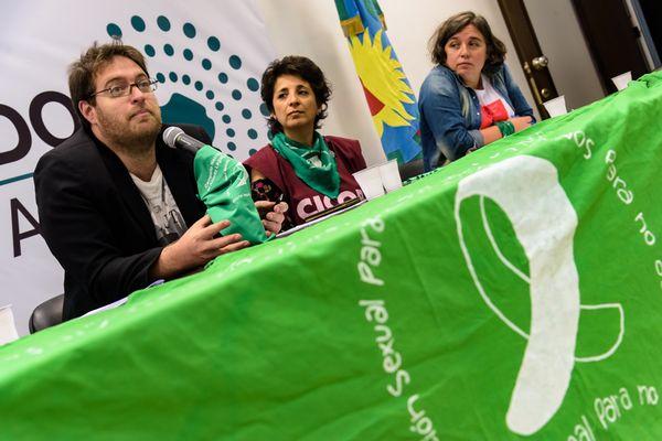 PROVINCIA: Campaña sobre acceso legal al aborto