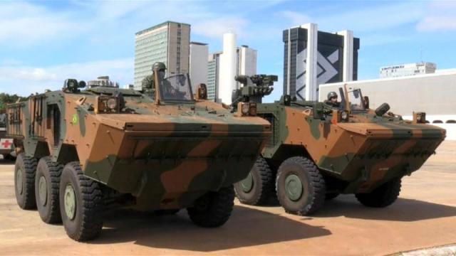 BRASIL: Seguridad máxima ante la investidura de Bolsonaro