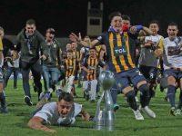 FÚTBOL: Central le ganó a Gimnasia y festejó su primera Copa Argentina
