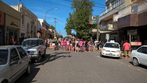 JUBILADOS: Movilización por PAMI Quequén