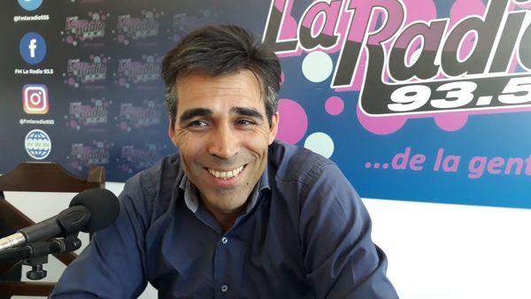 POLÍTICA: «No estoy con Macri», aseguró el intendente Facundo López