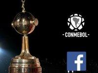 FÚTBOL: La Libertadores se verá por Facebook