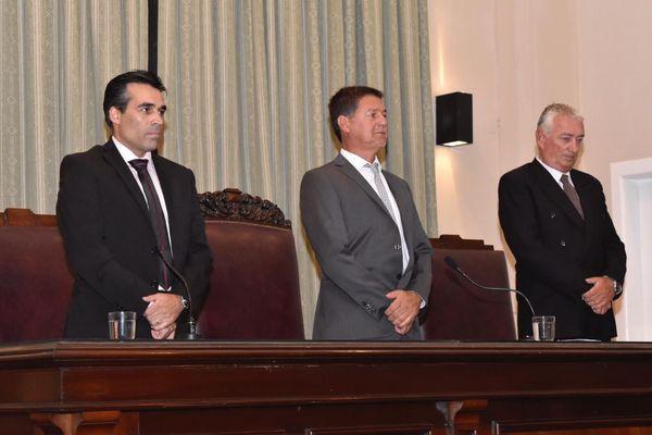 NECOCHEA: Apertura de las sesiones ordinarias del Concejo Deliberante