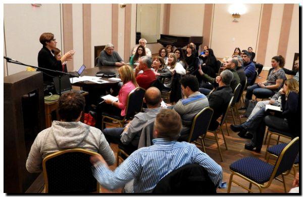 NECOCHEA: Se realizó la primera reunión del año de COPRET