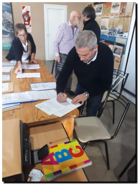 PUENTE EZCURRA: Se realizó la apertura de sobres con las ofertas económicas