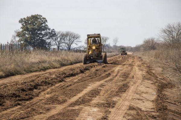 AGRO: Fuerte queja de CARBAP por los caminos rurales
