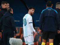 La AFA apela la sanción de Conmebol a Messi