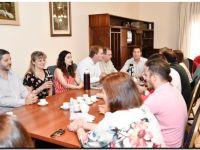 Positivo primer encuentro entre Arturo Rojas y los concejales