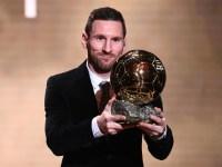 Récord del Balón de Oro para Messi; Rapinoe sucede a Hegerberg