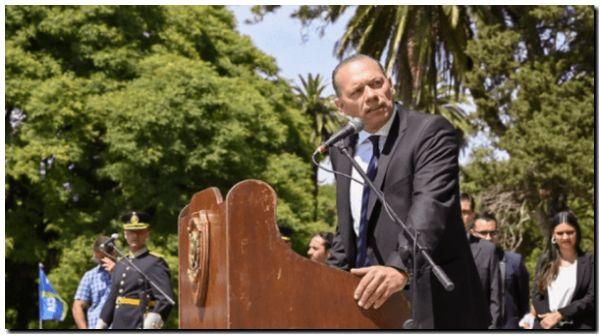 POLÍTICA: ¿Sergio Berni en Necochea….?