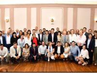 Arturo Rojas puso en funciones a sus colaboradores de gobierno