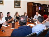 El Gabinete analizó la situación económica municipal