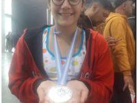 Guadalupe Angiolini Campeona Nacional