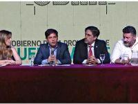 Kicillof presentó «Escuelas a las Obras»