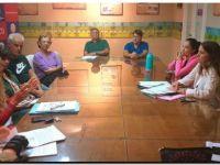 Reunión en el Concejo Deliberante sobre el Parque Lillo