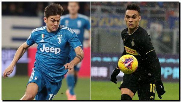 La Serie A cancela cinco partidos, incluído Juventus-Inter