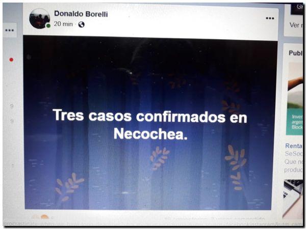 """Denuncia contra un médico por difundir una """"fake news"""" sobre Coronavirus"""