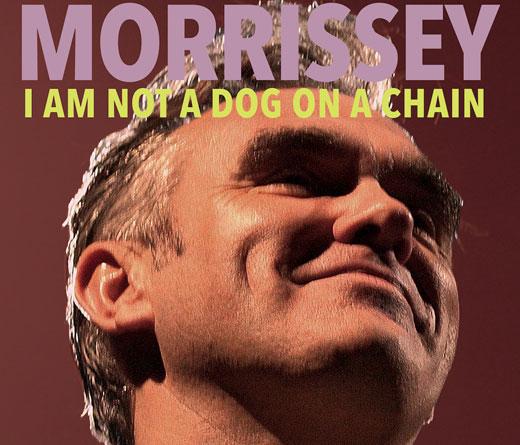 Nuevo álbum de Morrissey