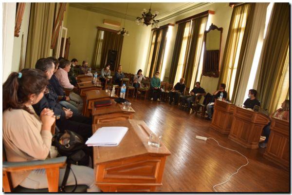 Comité de crisis en Lobería