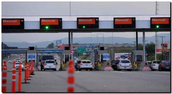 Suspenden hasta el 10 de mayo el cobro de peajes en rutas nacionales