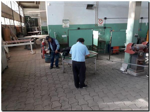 La Técnica 2 trabaja para el Hospital Irurzun