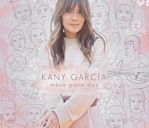 """""""Mesa Para Dos"""", nuevo álbum de Kany García"""