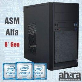 Equipo PC Alfa i3 G8