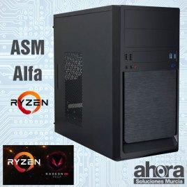 Equipo PC Alfa R3 G2