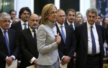 Sentarán a la Infanta Cristina en el banquillo de los acusados