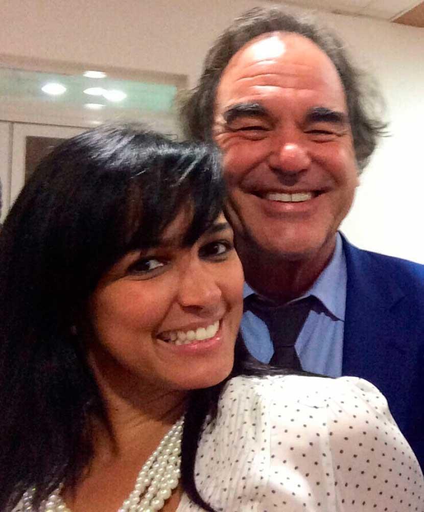 Oliver Stone elogia película dominicana María Montez