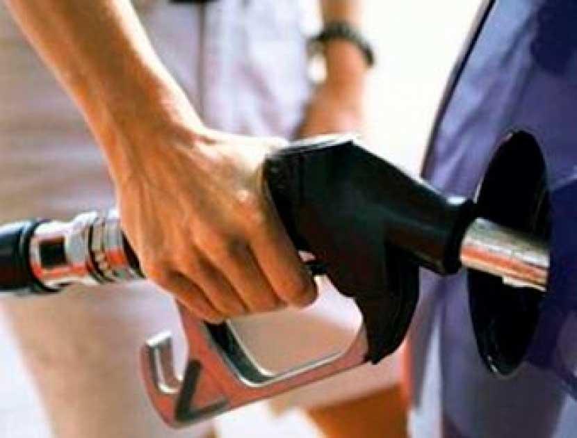 Suben las gasolinas y congelan los demás combustibles