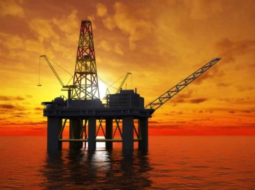 Petróleo en caída libre