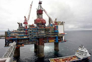 Colapso del petróleo británico