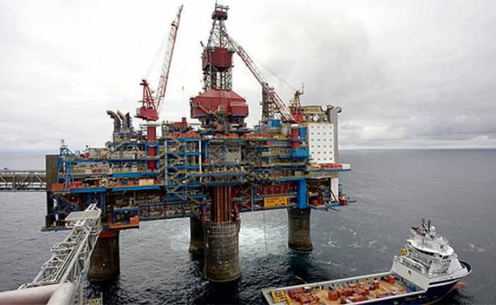 Petróleo se cotiza  a 43.93 dólares el barril