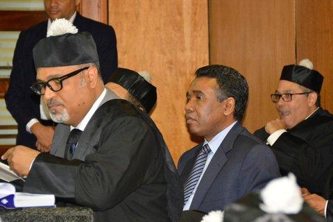 Ministerio Público presenta la acusación contra los imputados por corrupción en la audiencia a FB